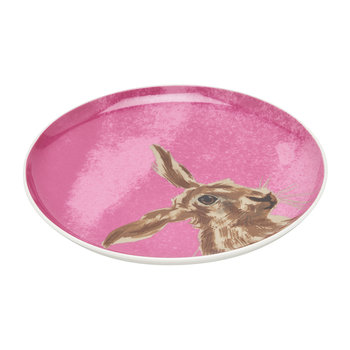 Wild Thing Tea Plate - Hare