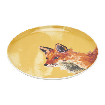 Wild Thing Tea Plate - Fox