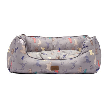 Percher Pet Bed - Gray Par-Tea Dogs