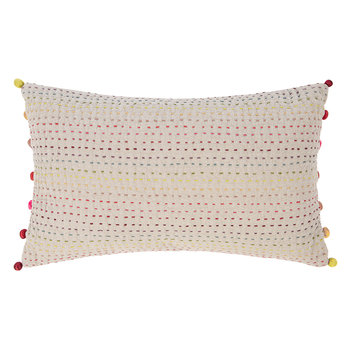 Gastounet Cushion - 30x50cm - Thunder/Multicoloured