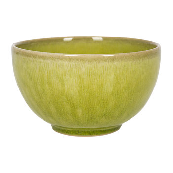 Tourron Bowl - Lime Green