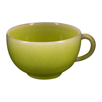 Tourron French Breakfast Cup - Lime Green
