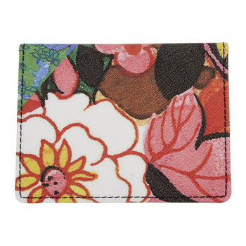 Richard Quinn Dahlia & Hydra Travel Card Holder