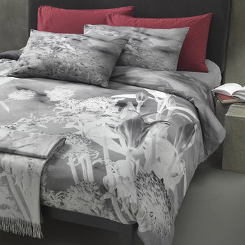 Ripped Flower Bed Set - Grey