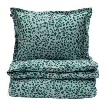 Poplar Bed Set - June Bug Green