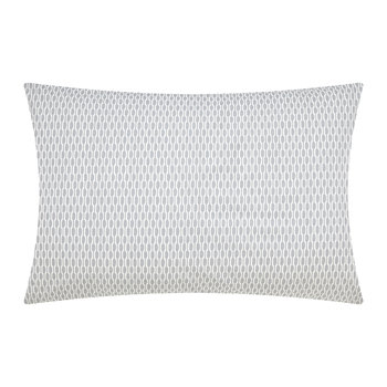 Array Standard Pillowcase Pair - Charcoal