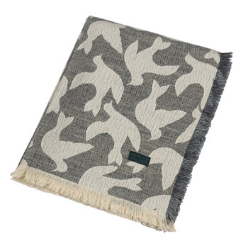 Dove Throw - 130x180cm - Grey