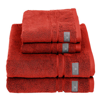 Premium Terry Towel - Burnt Ochre