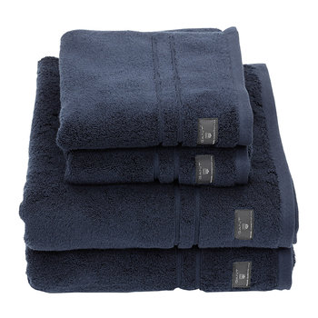 Premium Terry Towel - Sateen Blue