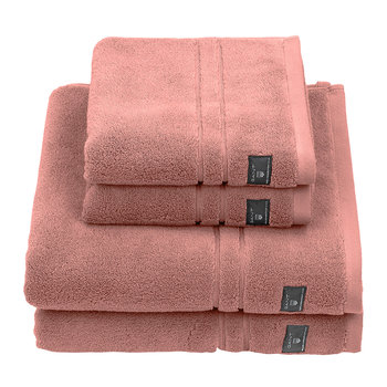 Premium Terry Towel - Tan Rose