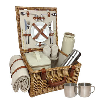 Deluxe Hamper - 2 Person
