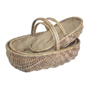 Shallow Trugs - Set of 3