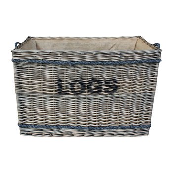 """LOGS"" Basket"