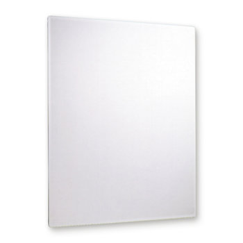 Rectangular Bevelled Edge Mirror