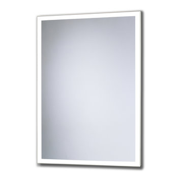 Solid Backlit Mirror