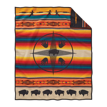Big Medicine Oxford Blanket