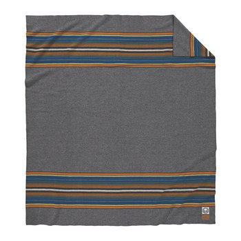 National Park Blanket - Olympic Grey