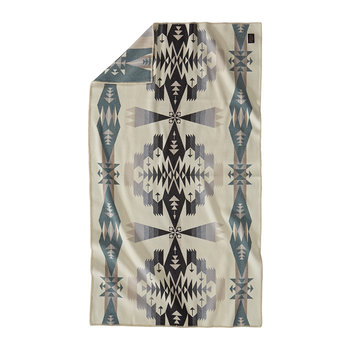 Tucson Saddle Blanket - Ivory