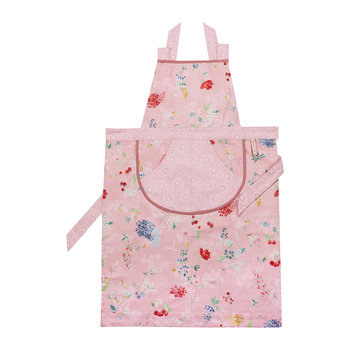 Hummingbirds Apron - Pink