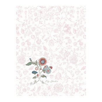 Spring to Life Tea Towel - Pink