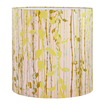 St Lucia Lamp Shade - Oyster/Ocher/Soft Gold - Large