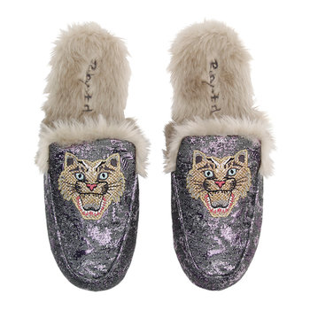 Women's Amethyst Whiskers Loafer