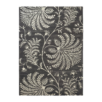 Mapperton Rug - Graphite