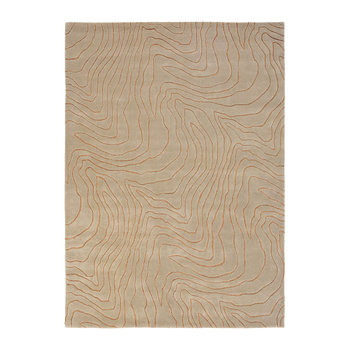 Formation Rug - Copper