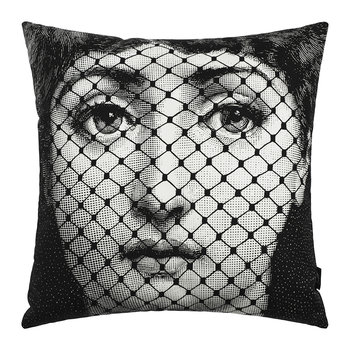 Tema e Variazioni Reversible Pillow - 40x40cm - Burlesque