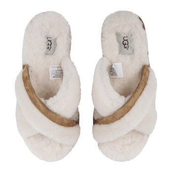 Women's Abela Slippers - Natural