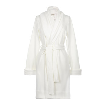 Women's Blanche II Bathrobe - Cream