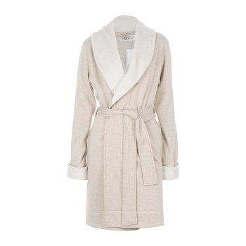 Women's Blanche II Bathrobe - Oatmeal Heather