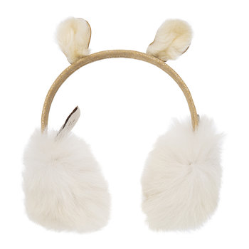 Children's Fluff Squad Earmuffs - Chestnut