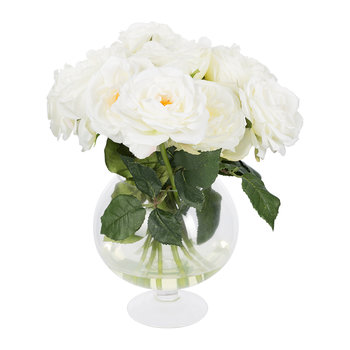 Rose Bouquet in Vase