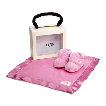 Bixbee & Lovey Infant Gift Set - Bubblegum