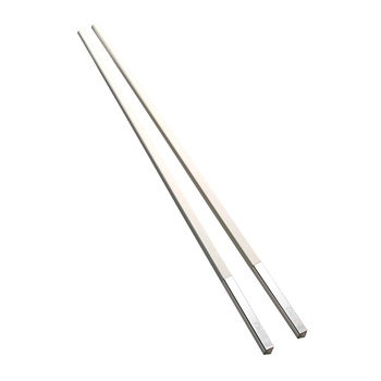 Uni Chinese Chopstick Set - White