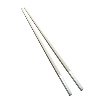 Uni Japanese Chopstick Set - White
