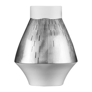 Infini Vase with Platinum Body