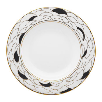 Art Deco Soup Plate