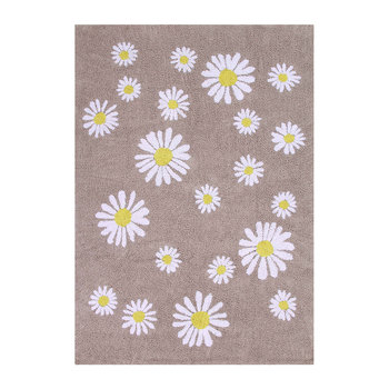 Oh Joy! Collection - Happy Daisies Washable Rug - 140x200cm