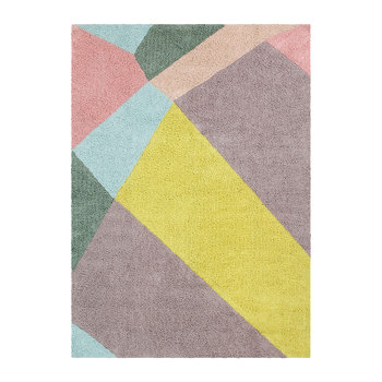 Oh Joy! Collection - Happy Prism Washable Rug - 140x200cm