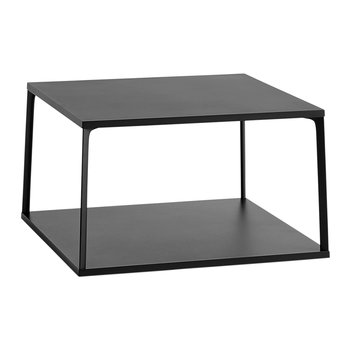 Eiffel Square Coffee Table - Ink Black