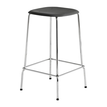 Soft Edge 30 Steel Bar Stool - Low
