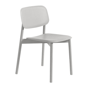 Soft Edge 12 Chair - Soft Grey