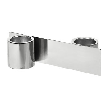 Svala Tealight Holder - Nickel