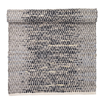 Birger Rectangular Rug - Drizzle/Gold