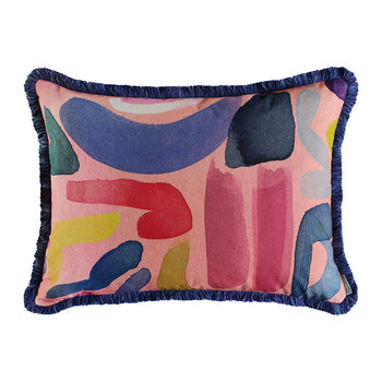 Play Rectangular Reversible Pillow - 61x45cm