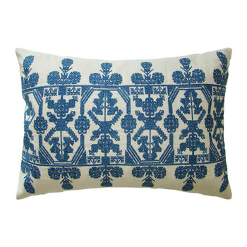 Bindi Pillow - 60x40cm - Indigo