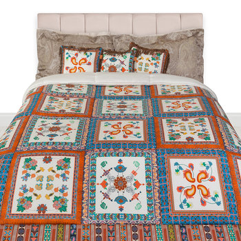 Rushmore Quilted Bedspread - Beige