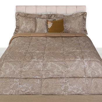 Le Sueur Quilted Bedspread - Beige